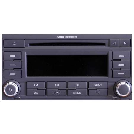 Bluetooth Audi A3 (8P) / Audi A4 (8E) / Audi TT (8J) /Audi ...