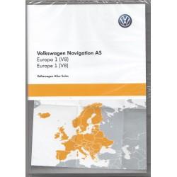 Volkswagen Navigation AS...