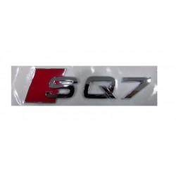 Lettrage Audi SQ7 d'origine...