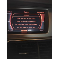 Audi MMI 2G Bluetooth Interface Audi A6 / Audi A7 / Audi Q7