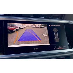 Camera Audi A3 8Y 2021