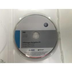 DVD RNS 510 V17 EUROPE 2020...
